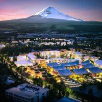 Toyota построит в Японии «город будущего» с роботами, беспилотными авто и ИИ