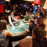 Большой переполох парализовал работу казино Лас-Вегаса