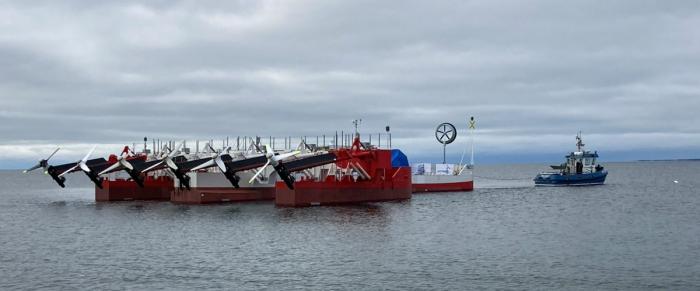 В Канаде запущена первая приливная электростанция мощностью 420 кВт