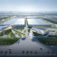 В Китае начато строительство центра по производству кремниевых пластин объемом 50 ГВт в год