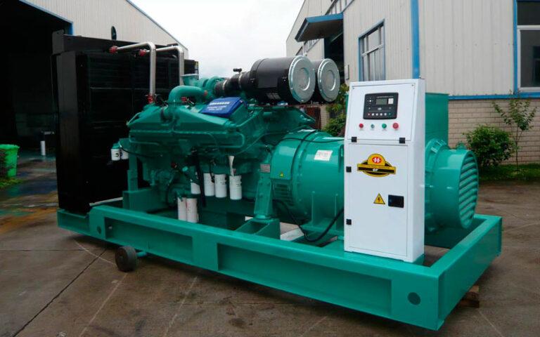 Особенности работы промышленных генераторов