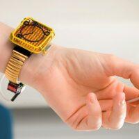 Ученые из США создали миниатюрное зарядное устройство, которое работает от тепла человеческого тела
