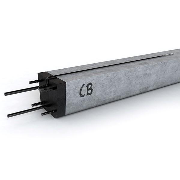 Опора СВ 95-2 для монтажа самонесущих изолированных проводов СИП-2 и СИП-4