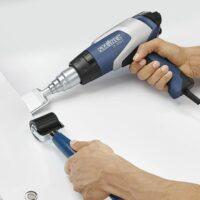 Чем может быть полезен строительный фен?