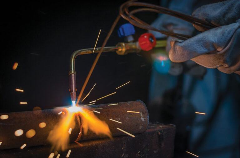 Пайка металла: методы и особенности