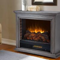 Электрический камин: вид отопления или элемент декора