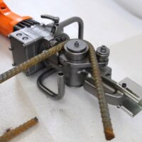 Rebar Cutter DBC 16H: комбинированный инструмент для гибки и резки арматуры до 16 мм