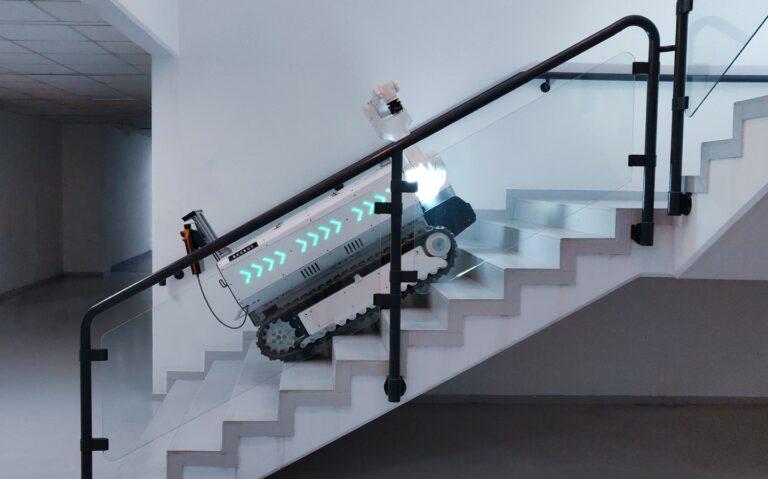 Baubot - многофункциональный модульный робот для стройплощадок