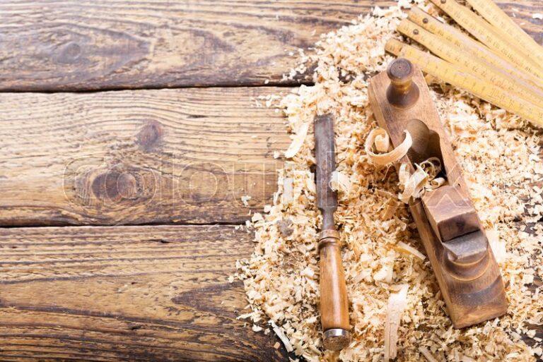 Избавляемся от стружки и пыли в деревообрабатывающей мастерской