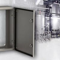 TITAN 5 Корпуса ЩМП IP66 IEK® из нержавеющей стали – надежная защита в агрессивных условиях эксплуатации