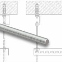 Шпильки IEK® для монтажа металлических лотков – улучшенное качество по прежней цене