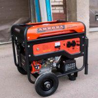 Бензиновые генераторы до 10 кВт: особенности выбора топливной переносной электростанции