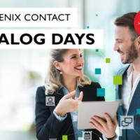 Виртуальная конференция и выставка Phoenix Contact DIALOG DAYS