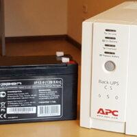 Как правильно подобрать батарею для ИБП?