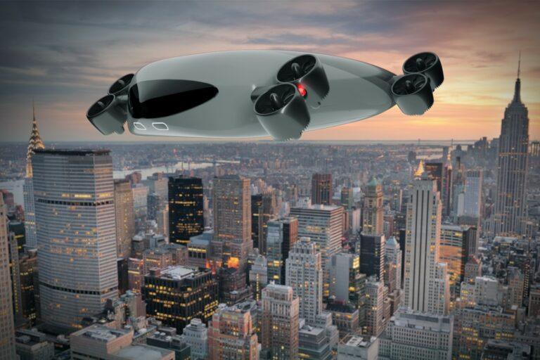 Представлен проект электрического аэробуса, способного летать на большие расстояния и перевозить до 40 пассажиров