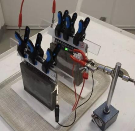 Ученые создали аккумуляторную батарею из бетона, которая позволит зданиям накапливать энергию