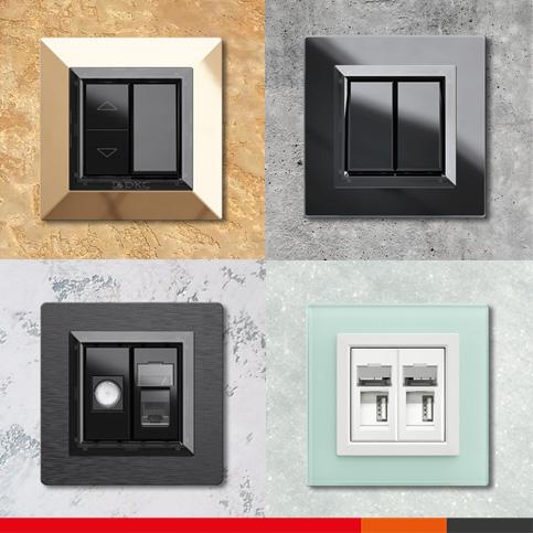 ДКС представила новинки - декоративные вставки «Avanti»