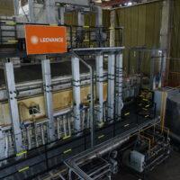 На заводе «Ледванс» стартует первое в России производствоувиолевого стекла для безозоновых бактерицидных ламп