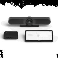 Logitech Room Solutions для Google Meet: видеоконференции через простой и надежный сервис