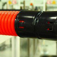 Новинки в ассортименте труб гофрированных двустенных ПНД ELASTA IEK® – диаметры 125, 140 и 160 мм