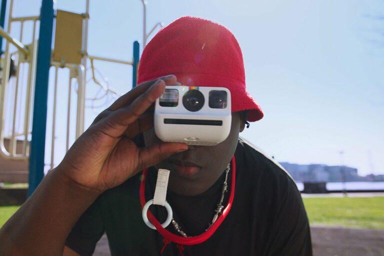 Самая маленькая мгновенная фотокамера от Polaroid