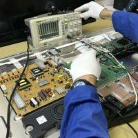 Особенности ремонта телевизоров