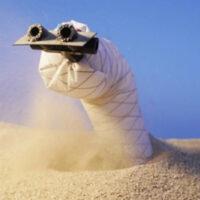 Американские инженеры разработали робота-червя для прокладки труб и кабеля