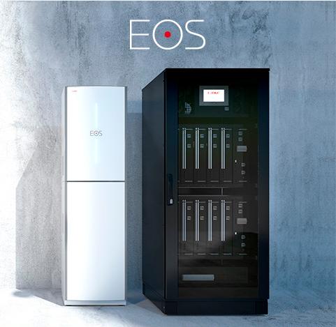 Новый продукт - солнечные инверторы EOS