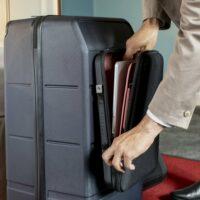 Kabuto представили новинку - умный и вместительный чемодан
