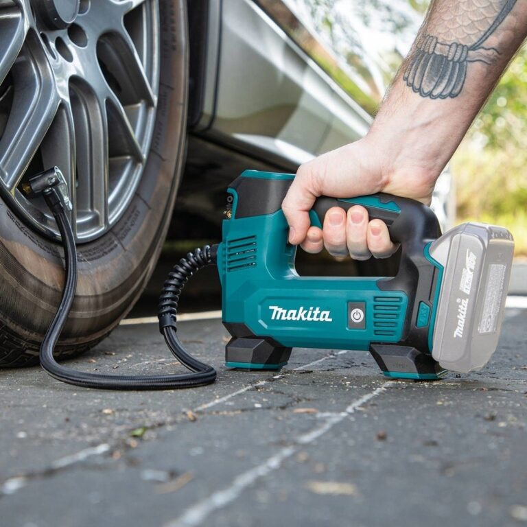 Новый компактный аккумуляторный насос от MAKITA