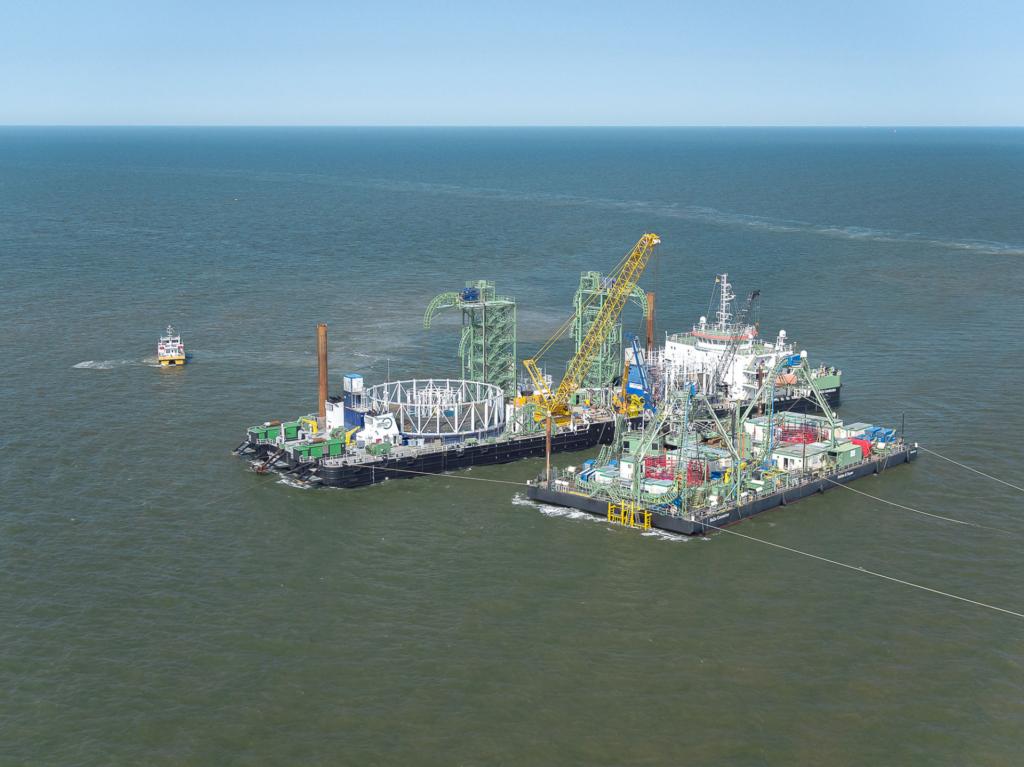 ГАЭС Норвегии соединят подводным кабелем NordLink с ветряными и солнечными электростанциями Германии