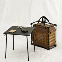 Helinox представила специальную версию стола для работы на природе