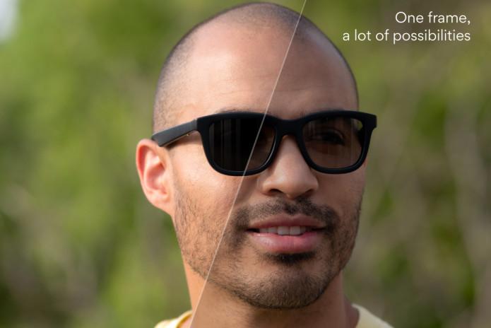 «Умные» очки Dusk способны менять уровень затемнения