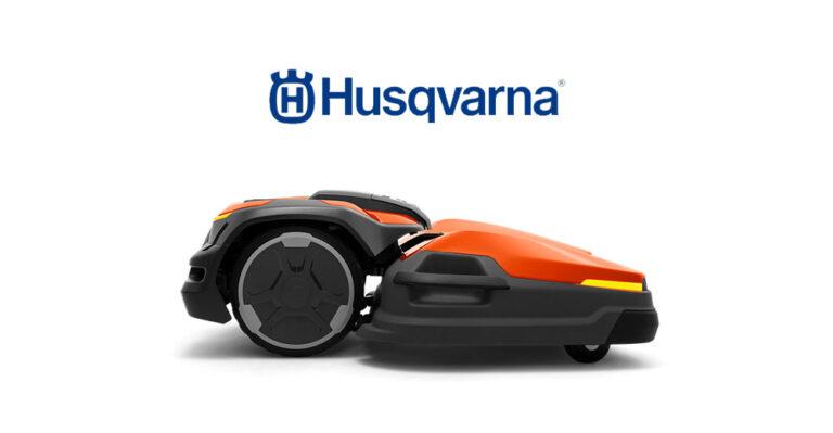 Husqvarna показала нового робота-газонокосилку