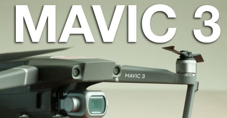 DJI не стоит на месте и в октябре покажет новый Mavic 3 Pro