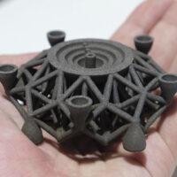 3D печать металлами, как это работает