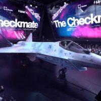 """На выставке """"МАКС-2021"""" показали новый Российский военный самолет"""
