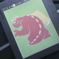 Новые электронные книжки с цветными картинками