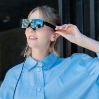 Инновационные очки от компании TCL заменят телевизоры