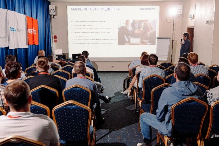 IPPON на Merlion Partners Club в Екатеринбурге