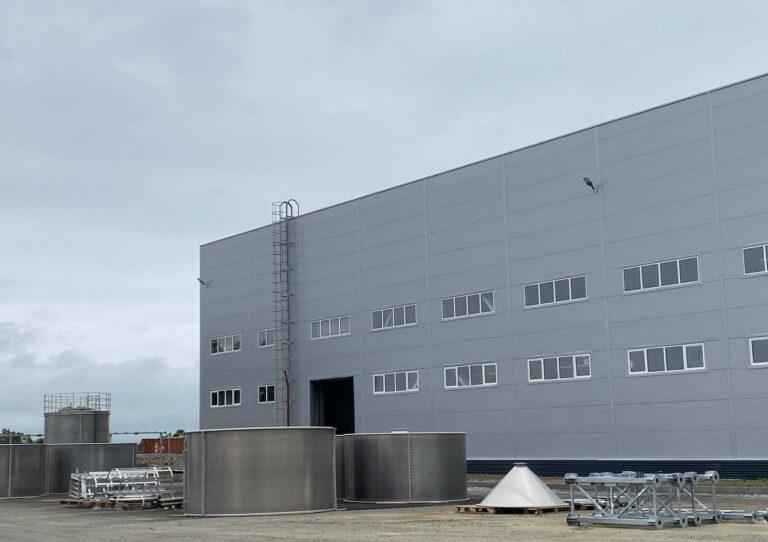 Открытие производственно-складского комплекса ДКС на Дальнем Востоке