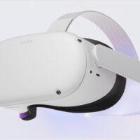Компания Facebook показала обновление VR гарнитуры