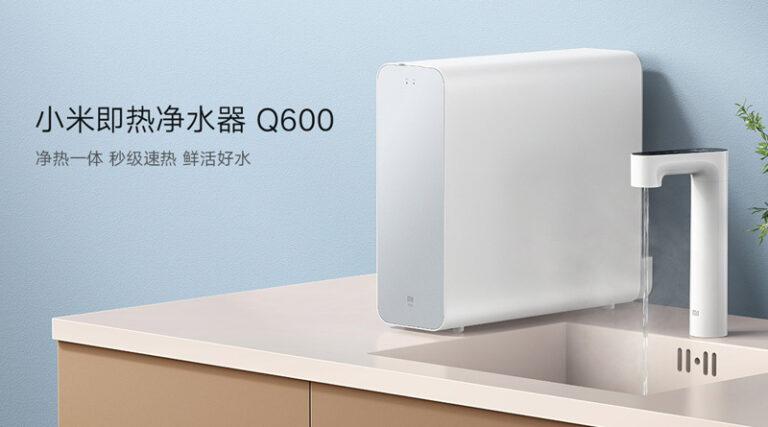 Компания Xiaomi показала новый очиститель воды