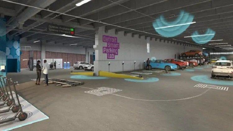 В Детройте откроется лаборатория по тестированию автоматической парковки