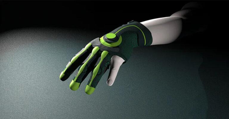 Перчатки с искусственными мышцами улучшат хват пальцев