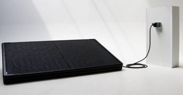 Французский стартап создал солнечную панель для квартиры