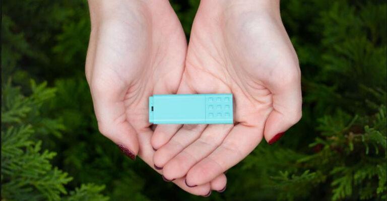 Антибактериальный USB накопитель