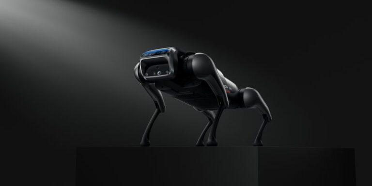 Xiaomi презентовала собственного робопса CyberDog