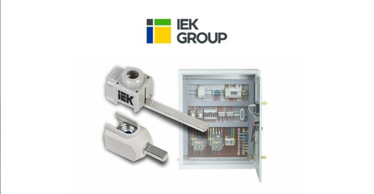 Клеммы вводные КВМ IEK® – простое подключение модульного электрооборудования в электрощитах