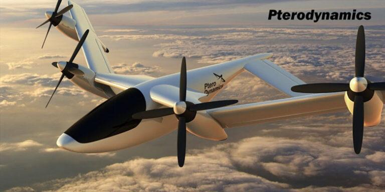 Представлен новый концепт летательного аппарата с подвижным крылом